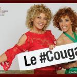 Le Cougar Eva Grimaldi e Roberta Garzia