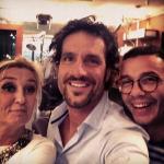 Luca Betti, La Pina, Diego Passoni
