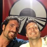 Luca Betti e Michael Lewis