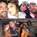 Luca Betti e Sarah Nile
