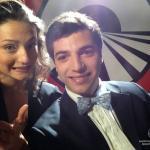 Uberto Marchesi e Sofia Odescalchi