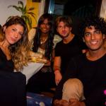 Andrea Damante, Giorgia Lucini, Pablo Andreis Romeo