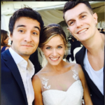 Alice Bellagamba Andrea Dianetti e Adriano Bettinelli