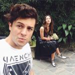 Aurora Ramazzotti e Marco Ferrero