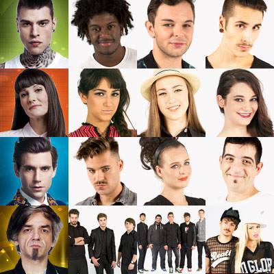 Cast X Factor