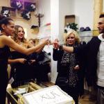 Claudia D'Agostino, Eleonora Mandaliti, Tina Cipollari Tommaso Scala