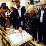 Claudia D'Agostino, Tina Cipollari Tommaso Scala