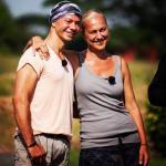 Corrado Giordani e Alessandra Celentano