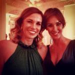 Cristina Parodi e Silvia Toffanin