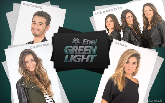 Enel Green Light