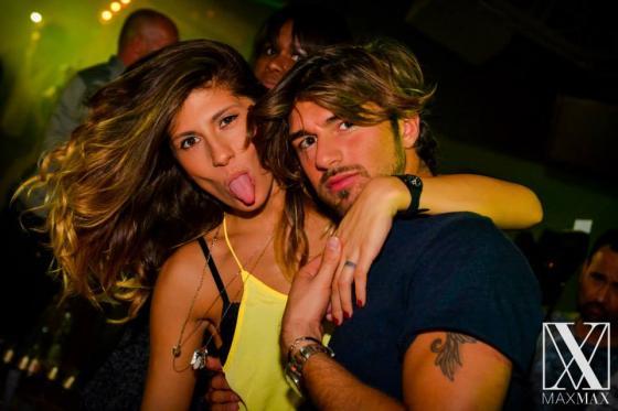 Lucini e Andrea Damante