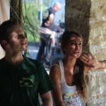Luca Tassinari e Lucia Rossitto