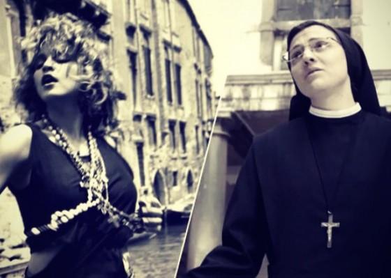 Madonna, Suor Cristina