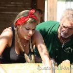 Monica Ricchetti e Stefano Tacconi