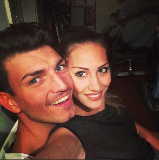 Beatrice Valli e Marco Fantini