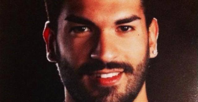 Vincenzo Lucignano, il bel calciatore alla corte di Teresa Cilia (foto)
