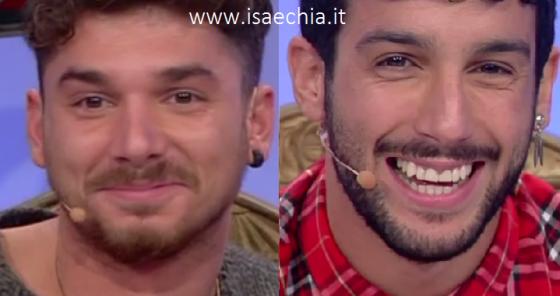 Andrea Cerioli e Jonas Berami