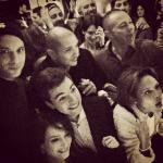 Clementino, Emiliano Pepe, Corrado Giordani, Sofia Odescalchi, Uberto Marchesi, Romina Giamminnelli