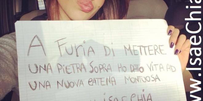"""Maria Lebano a IsaeChia.it: """"Ancora non riesco a spiegarmi il comportamento di Andrea Cerioli nei miei riguardi, è stato strafottente verso di me ma se mi avesse cercata…"""""""