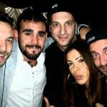 Paolo Maccaro, Alessandro Onnis, Clementino, Stefano Corti