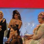 Rema, Beatrice Valli, Luce Barucchi, Tina Cipollari