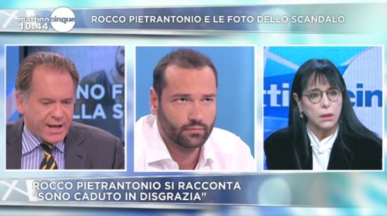 Alessandro Cecchi Paone, Rocco Petrantonio e Emanuela Falcetti