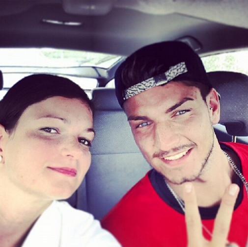 Marco Fantini e la sorella