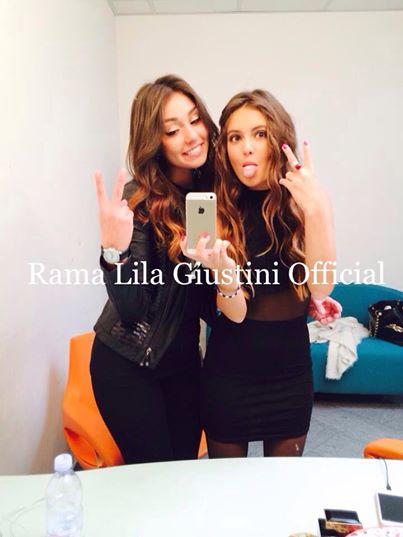 Sharon Bergonzi e Rama Lila Giustini