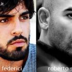 Somiglianza tra Ezio Federici e Roberto Saviano