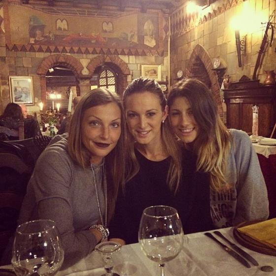 Tara Gabrieletto, Giorgia Lucini, Vittoria Magagnini