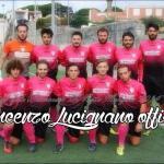 Vincenzo Lucignano e la squadra