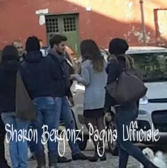 Andrea Cerioli oggi a Formicola per l'esterna con Sharon Bergonzi: foto