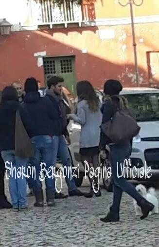 Andrea Cerioli e Sharon Bergonzi