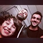 Marco Mengoni, Luca Tommassini e Matteo