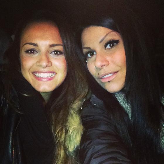 Noemi Piarulli e Mia Cellini