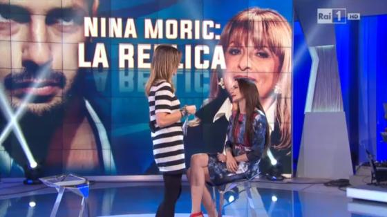 Paola Perego e Nina Moric