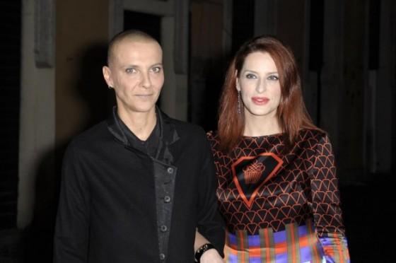 Rosalinda Celentano e Simona Borioni