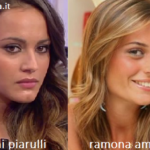 Somiglianza tra Noemi Piarulli e Ramona Amodeo