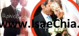 Alessia Marcuzzi e Paolo Calabresi Marconi: scene da un matrimonio