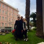 Arisa Emma e Carlo Conti