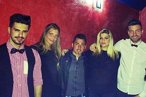 Cristian Gallella, Tara Gabrieletto, Francesca Del Taglia, Eugenio Colombo