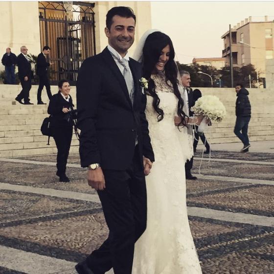 Gianfranco Enardu e Silvia Spanu