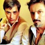 Iago García e Fernando Coronado