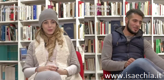 Il matrimonio di Aldo Palmeri e Alessia Cammarota