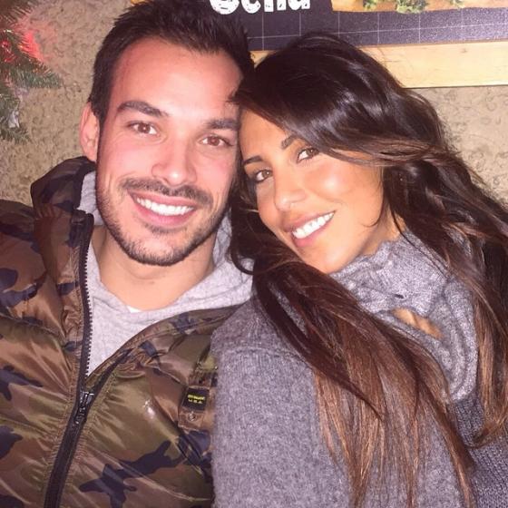 Luca Marin e Saraya Totonelli