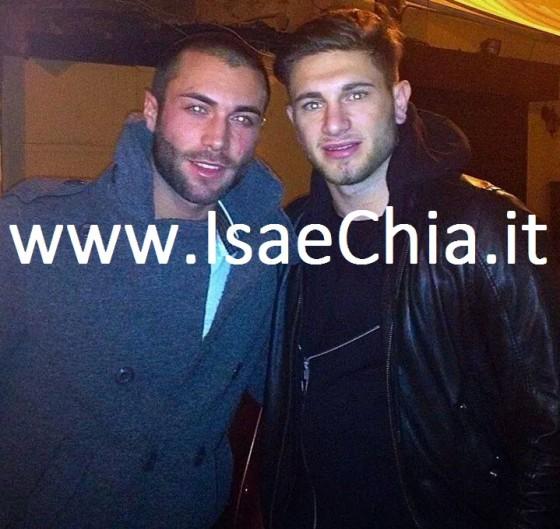 Mattia Morelli e Salvatore Di Carlo