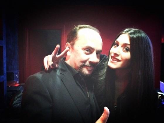 Adriana Peluso e Maurizio Casagrande