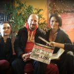 Annalisa Scarrone, Maurizio Casagrande, Maria Grazia Cucinotta