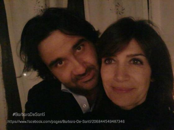 Barbara De Santi e Davide