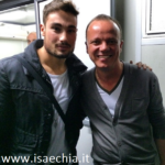 Gianluca Tornese e Gigi D'Alessio